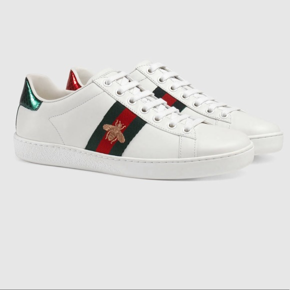 02ac17f95d3 Gucci Shoes - Gucci Ace Embroidered Sneakers